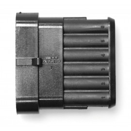 CONNECTOR HOUSING 6 PINS