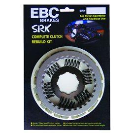 KTM RC 200 ABS  2014 - 2014 KIT EMBRAGUE EBC DE SERIE