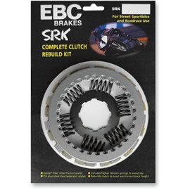 SUZUKI DL 650 ABS V-STROM XT 2017 - 2017 KIT EMBRAGUE EBC DE SERIE