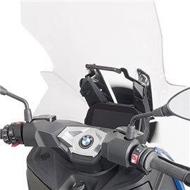 SOPORTE BARRA PDISPOSITIVOS F/DETRÁS PCA BMW.C400X.19.