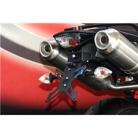 KTM SUPERMOTO/R/T 950/990 PORTAMATRICULAS EVOTECH