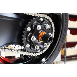 KTM 1290 SUPERDUKE R '20 - PROTECTORES EJE TRASERO EVOTECH