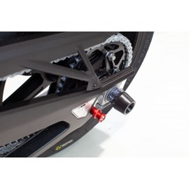 BMW S1000RR '19 - PROTECTORES EJE TRASERO EVOTECH