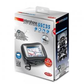 SOPORTE GPS-SMARTPHONE MOTO MANILLAR NO TUBULAR
