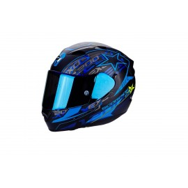 EXO-1200 AIR SOLIS NEGRO MATE AZUL