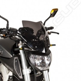 YAMAHA MT-09 AEROSPORT BARRACUDA