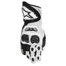 GUANTES ALPINESTARS GP TECH BLANCO/NEGRO