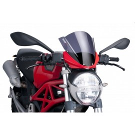 DUCATI MONSTER 696/796/1100 DOBLE BURBUJA PUIG