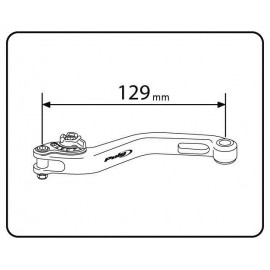 BMW R NINE T SCRAMBLER 16' - 18' MANETAS CORTAS