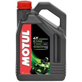 ACEITE MOTO MOTUL 5100 4T 10-40W