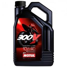 ACEITE MOTUL 300V 10w40 4 LITROS