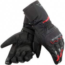TEMPEST D-DRY LONG NEGRO ROJO DAINESE