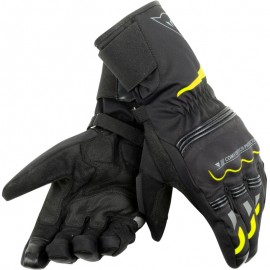 TEMPEST D-DRY LONG NEGRO FLUO DAINESE