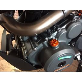 TAPON MOTOR LADO IZQUIERDO KTM DUKE 125/200/390