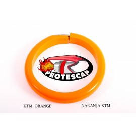 PROTECTOR ESCAPE COLOR NARANJA KTM PROTESCAP