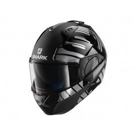 SHARK EVO ONE 2 LITHION DUAL NEGRO CROMO ANTRACITA