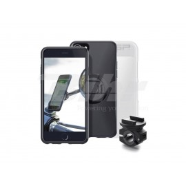 PACK COMPLETO MOTO AL RETROVISOR SP CONNECT PARA IPHONE 8/7/6S/6