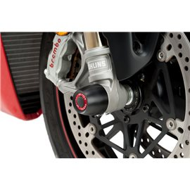 TRIUMPH STREET TRIPLE S 17' - 18' PROTECTOR HORQUILLA COLORES PUIG