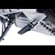 DUCATI HYPERSTRADA 939/SP 16' - 17' ESTRIBERAS R-FIGHTER ESTRIBERAS RACING DEL.