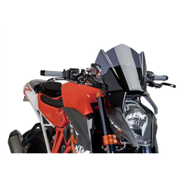 KTM 1290 SUPERDUKE R 14' - 16' SPORT CON SOPORTE GPS NEW GENERATION PUIG