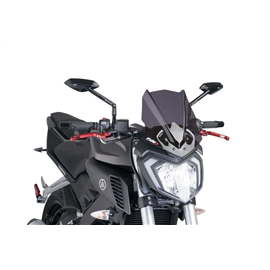 YAMAHA MT-125 15' - 17' SPORT NEW GENERATION PUIG